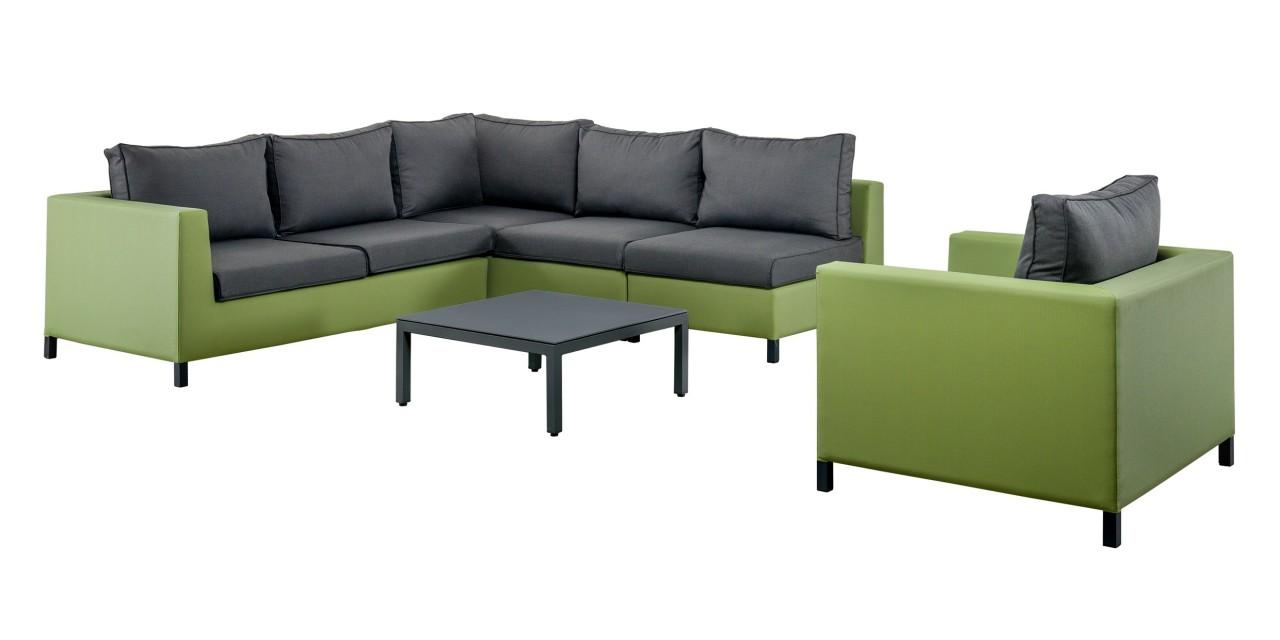 Nizza Lounge Garnitur