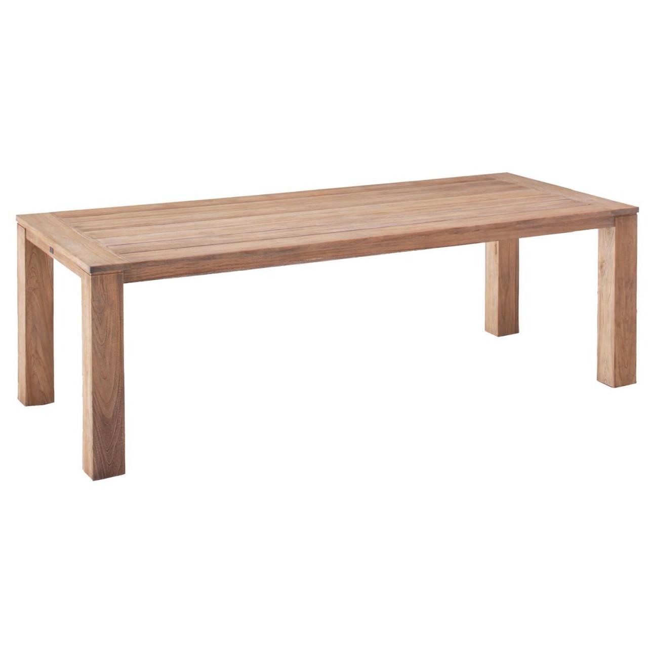 Best Freizeitmöbel Tisch Moretti, rechteckig günstig online kaufen