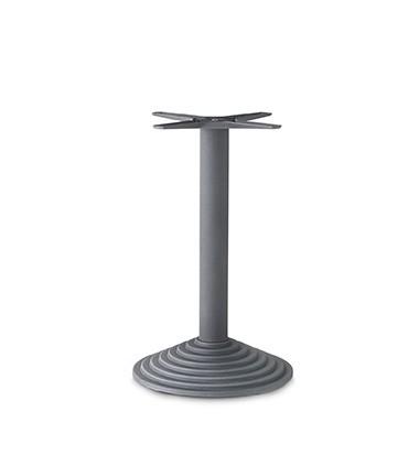 Pfstile Tischgestell 102 Eisen Schwarz