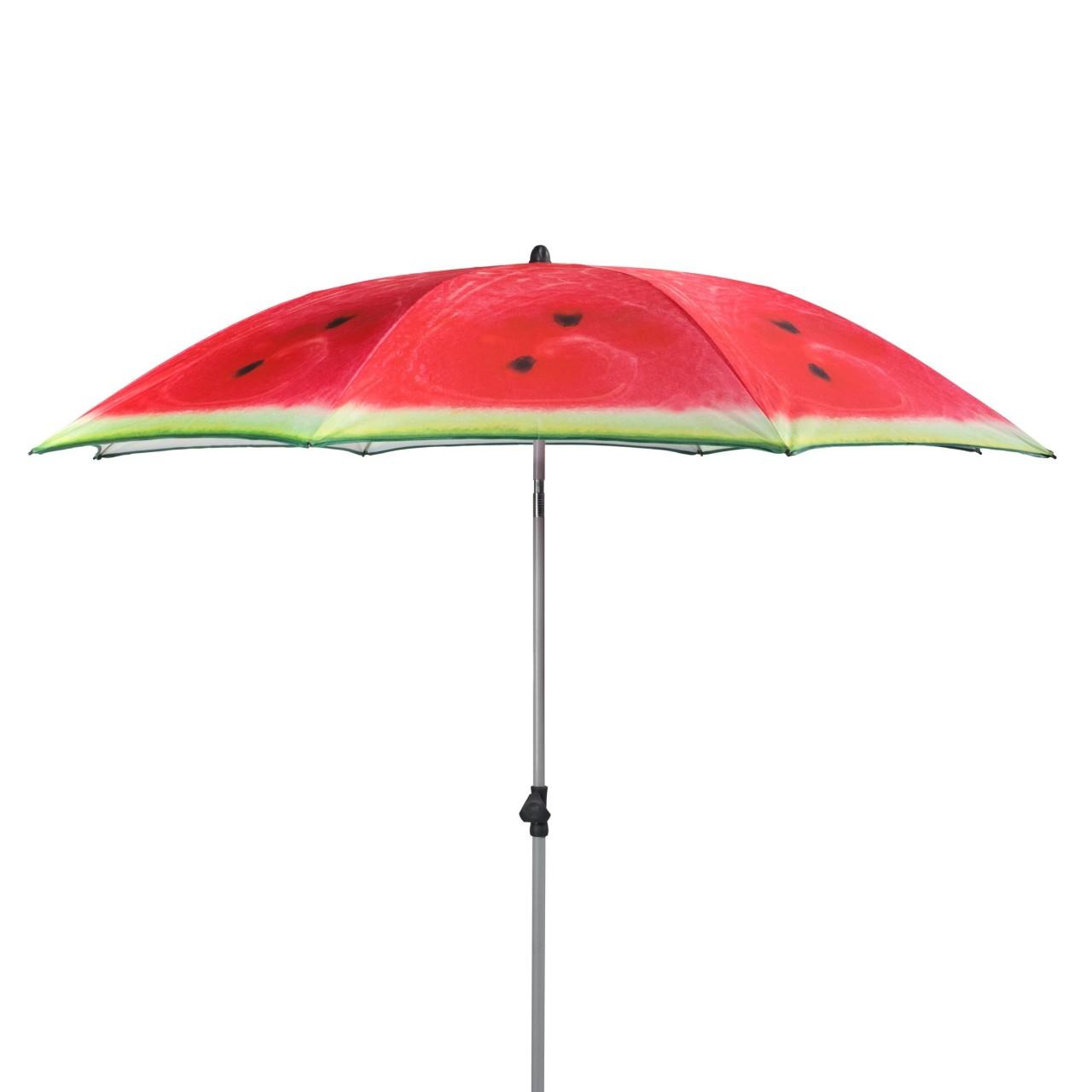 Doppler Sonnenschirm BASIC Frucht 200 cm Melone günstig online kaufen