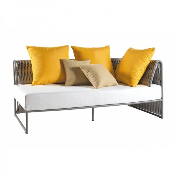 Sifas Kalife Loungesofa Polyrattan Sofabänke Polyrattanmöbel
