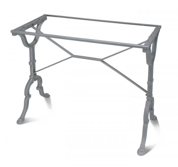Pfstile Tischgestell 104 Gusseisen Schwarz