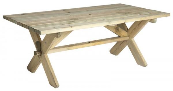 Alexander Rose Farmers Tisch 19m X 10m Gartenmöbel Holz Tische