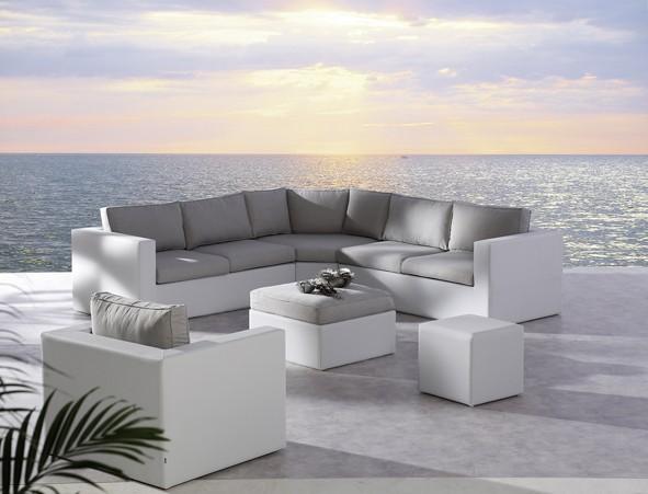 Best Freizeitmöbel Lounge-Gruppe Kuba, 4-teilig