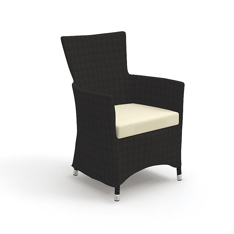 talenti sessel miami dunkel gartenst hle aluminium alu. Black Bedroom Furniture Sets. Home Design Ideas