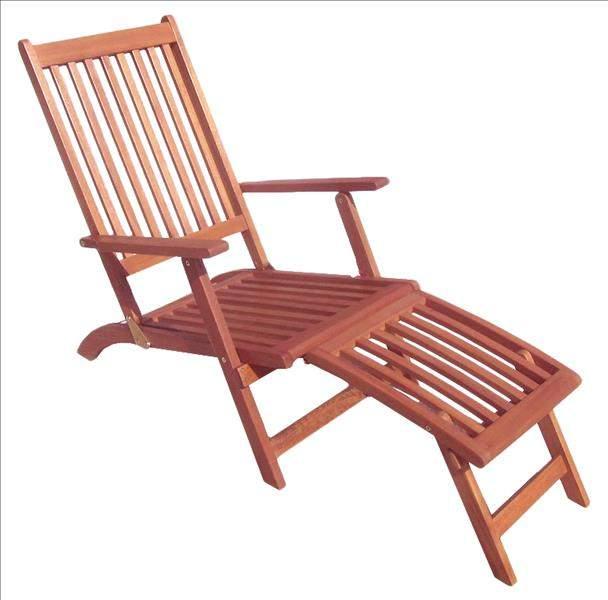 deckchair liegen exclusive gartenm bel rattanm bel. Black Bedroom Furniture Sets. Home Design Ideas
