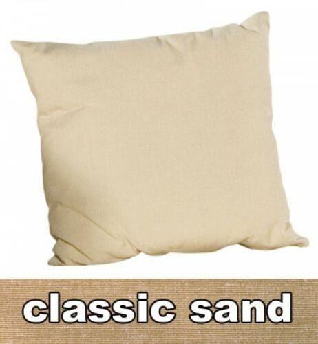 Dekokissen 40 x 40 cm, classic sand von SonnenPartner